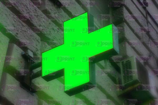 Зеленый аптечный крест