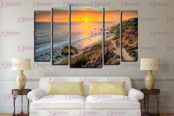 Картины море