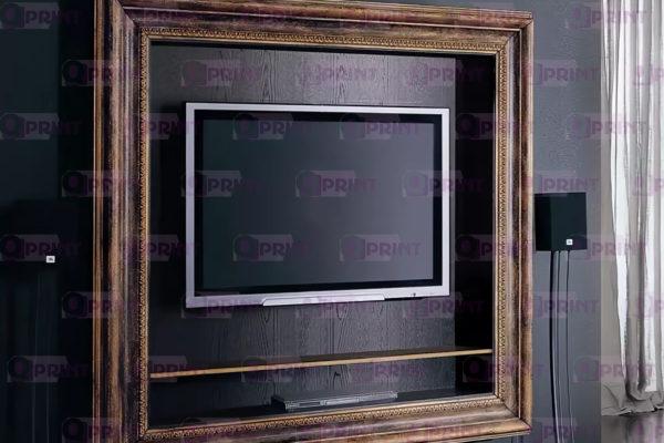 Телевизор в багетной раме